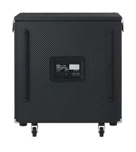"""Ampeg PF-210HE Portaflex Flip-Top Bass Cabinet 450W RMS 2x10"""" Bass Speaker Cabinet with Horn PF-210HE"""