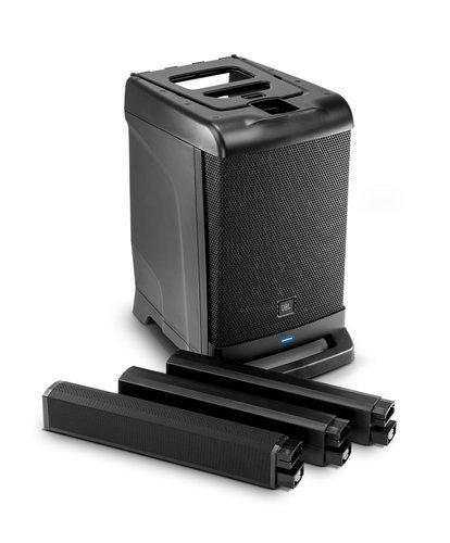 JBL EON-1 [B-STOCK MODEL] Personal PA System With 6-Channel Mixer, Black EON-1-BSTOCK