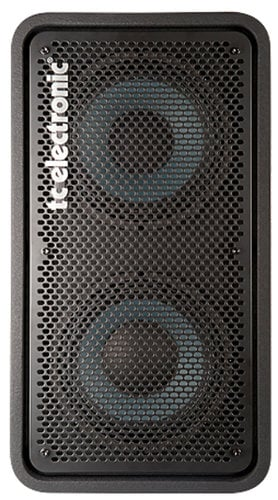 "TC Electronic RS212 RebelStack 212 2x12"" Bass Cabinet RS212"