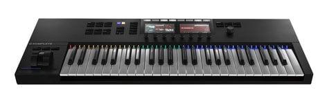 Native Instruments KONTROL-S61-MK2 KOMPLETE KONTROL S61 Mk2 61-Note MIDI Controller with LCD Display KONTROL-S61-MK2