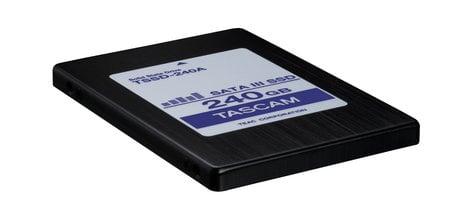 Tascam TSSD-240A 240GB SSD for DA6400 TSSD-240A