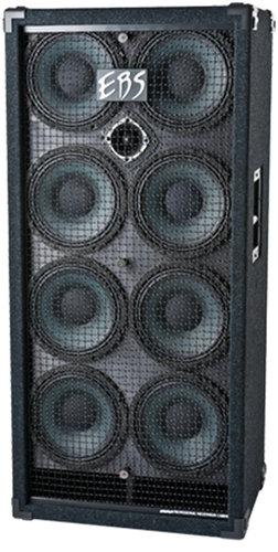 "EBS NeoLine 810 Bass Cabinet 8x10""+2"" 2000W EBS-NEO-810"