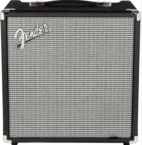 "Fender Rumble 25 25W 1x8"" Bass Combo Amplifier RUMBLE-25"