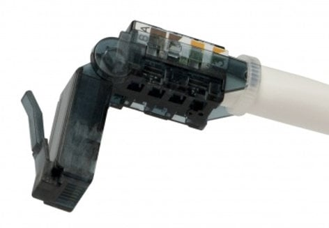 Platinum Tools Cat6A Flex Connector Unshielded Cat6A/Cat7 Connector 106220