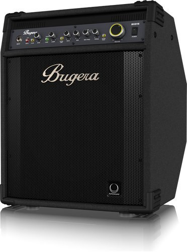 "Bugera Ultrabass BXD15 1000-Watt Bass Amplifier with Original 15"" TURBOSOUND Speaker BXD15"