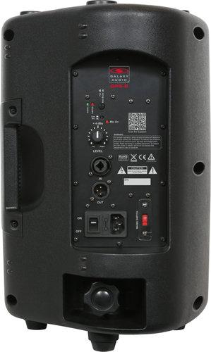 Galaxy Audio GPS-8 200 W Active Speaker GPS-8