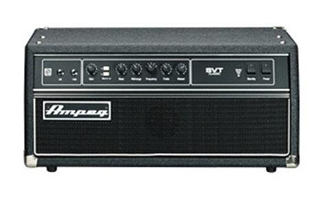Ampeg SVT-CL SVT Classic 300W Tube Bass Amplifier Head SVTCL