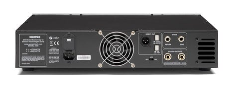 Hartke HA2500 250W Bass Amplifier Head HA2500