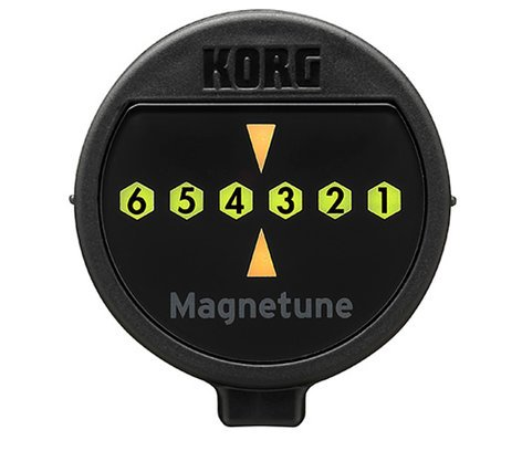 Korg Magnetune Guitar Tuner [DISPLAY MODEL] Magnet Tuner MG1-DIS-01