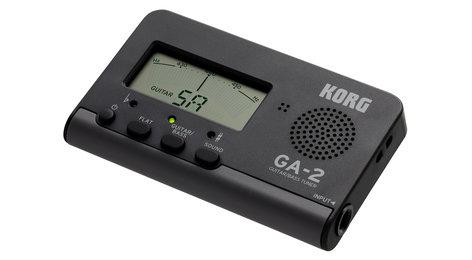 Korg GA-2 Handheld Guitar and Bass Tuner GA2-KORG