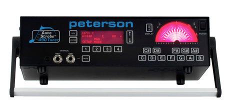 Peterson Tuners 403828 AutoStrobe 490 Strobe Tuner 403828