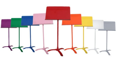 Manhasset M48-COLOR Symphony Music Stand in Various Colors M48-COLOR