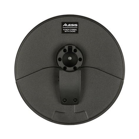 "Alesis 102150143-A 10"" Cymbal with Choke for DM7X, Forge, Nitro 102150143-A"