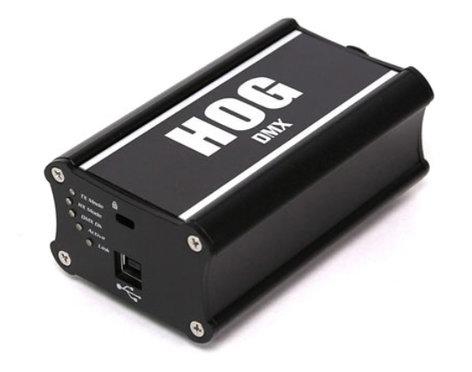 High End Systems USB DMX Widget USB DMX Single Universe Widget DMX-WIDGET