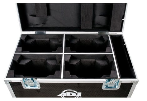 ADJ QRC-FS3Z  Road Case for (4) Focus Spot Three Z or Vizi Beam RXONE Fixtures QRC-FS3Z