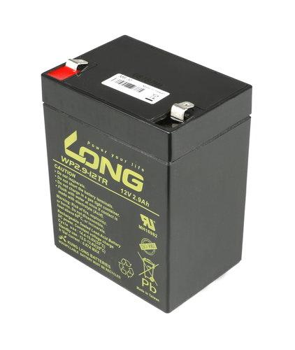 MIPRO 7AJ002 Battery for MA-101, MA-101A, MA-101C, MA-705 7AJ002