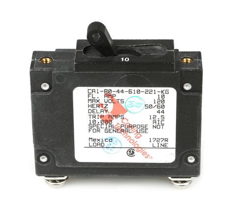 Leviton FUS-50610-1 10A Circuit Breaker for DDS8800 FUS-50610-1