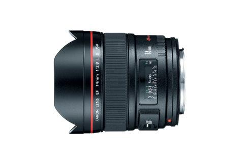 Canon 2045B002 EF 14mm f/2.8L II USM Lens 2045B002