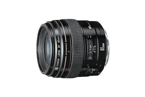 Canon 2519A003 EF 85mm f/1.8 USM Medium Telephoto Lens 2519A003