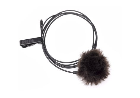 Rode PinMic™ [LONG] Long Pin Discreet Pin-Through Lapel Microphone PINMIC-LONG