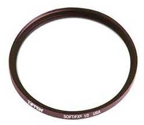 Tiffen 72SFX1/2 Soft FX 1/2 Density, 72mm 72SFX1/2