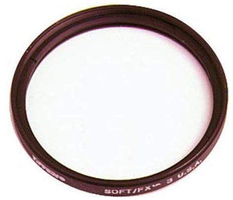 Tiffen 58SFX3 Soft Focus Filter, 58mm 58SFX3