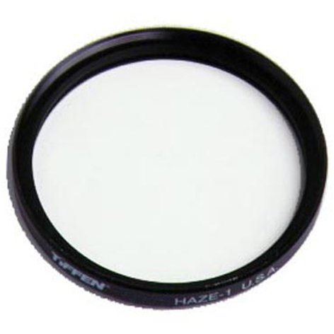 Tiffen 43-HZE UV Haze 1 Filter, 43mm 43HZE