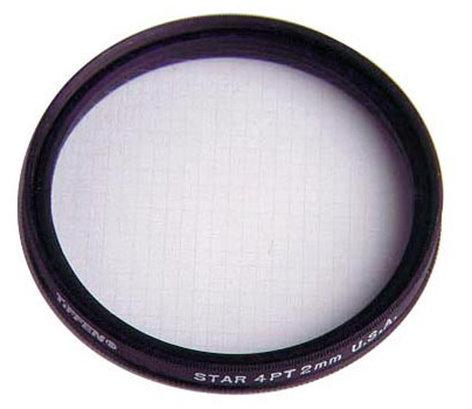 Tiffen 52STR42 Star Effect Filter, 4pt-2mm grid, 52mm 52STR42