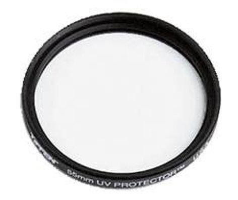 Tiffen 55UVP 55mm UV Protector Glass Filter 55UVP