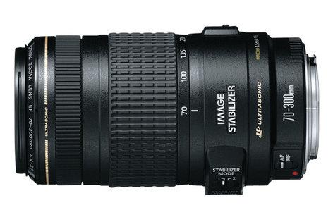 Canon 0345B002 EF 70-300mm F/4-5.6IS USM 0345B002