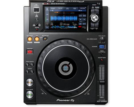 Pioneer XDJ-1000MK2 [RESTOCK ITEM] Digital Performance Multi Player XDJ-1000MK2-RST-01