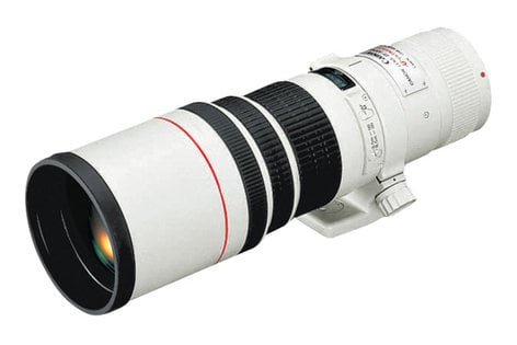 Canon 2526A004 EF 400mm f/5.6L USM Lens 2526A004