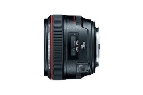 Canon 1257B002 EF 50mm f/1.2L USM Lens 1257B002