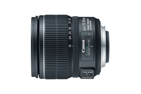 Canon 3560B002 EF-S 15-85mm f/3.5-5.6 IS USM Lens 3560B002