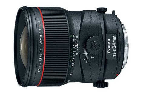 Canon 3552B002 Tilt-Shift Lens, TS-E 24mm f/3.5L II 3552B002