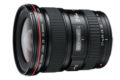 Canon 8806A002 EF 17-40mm f/4L USM Wide Lens 8806A002