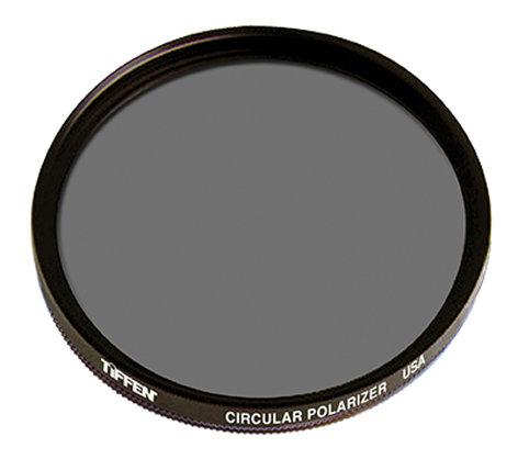 Tiffen 43CP Circular Polarizer Filter, 43mm 43CP