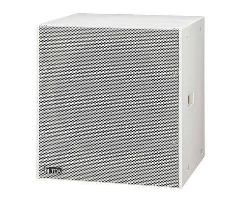 TOA FB-150AM-RST-01 FB-150AM [RESTOCK ITEM] 15-Inch Subwoofer With 600 Watts And 8 Ohms FB-150AM-RST-01