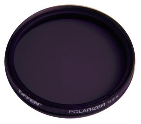 Tiffen 49CP 49mm Circular Polarizer Filter 49CP