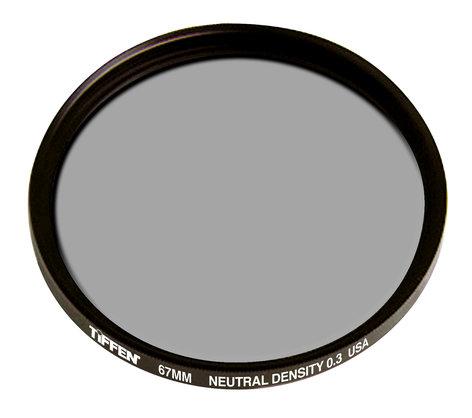 Tiffen 67ND3 67mm 0.3 ND Filter 67ND3