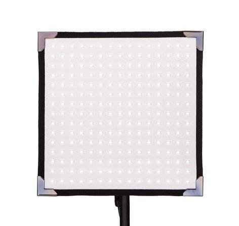 "Aladdin FLEXLITE1 Kit - Tungsten 12 x 12"" 60W 3000K Flexible LED Kit with Accessories AMS-FL60TKIT"