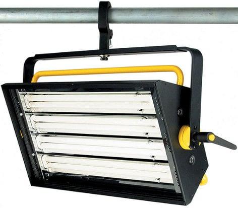 Lowel Light Mfg FLS-450DM Studio450 DMX Dimmable 120v Fluorescent Fixture FLS-450DM