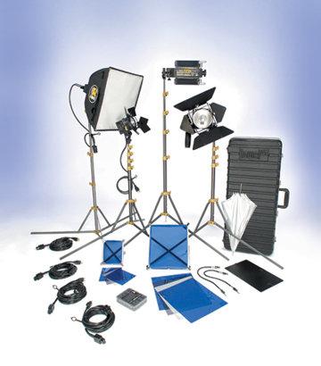 Lowel Light Mfg DV-9023Z DV Creator 44 Kit DV-9023Z