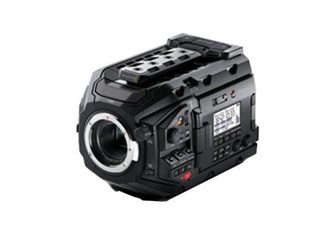 Blackmagic Design CINEURSAMUPRO46K URSA Mini Pro 4.6K Digital Cinema Camera CINEURSAMUPRO46K
