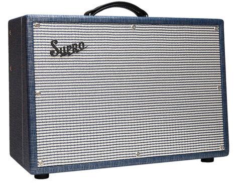 "Supro 1960T Coronado [DISPLAY MODEL] 35 Watt 2x10"" Tube Combo Amp CORONADO-DIS"