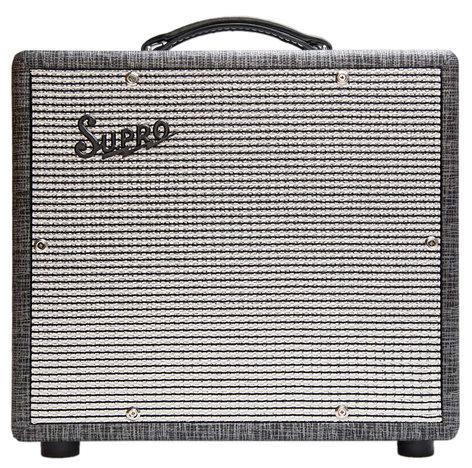Supro 1600 Supreme [DISPLAY MODEL] 2-Channel 25W 1x10 SUPREME-DIS