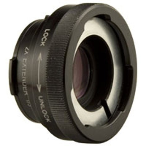 "Century Optics 0XF-213B-MK2 Extender, 2.0x, 1/3"" Bayonet 0XF-213B-MK2"