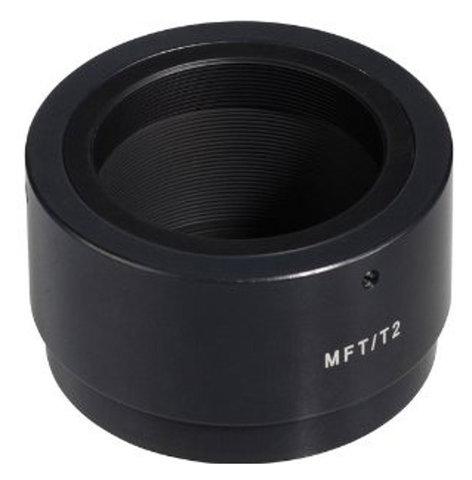 Novoflex MFT/T2 T2 Lens to Micro 4/3 Camera Mount Adapter MFT-T2
