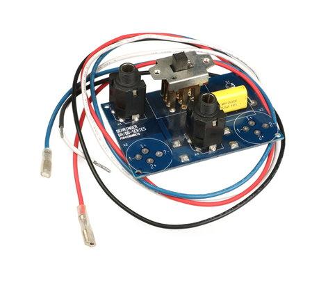 Behringer Q05-14801-10319 BA115 Crossover PCB Assembly Q05-14801-10319