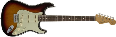 Fender American Original '60s Stratocaster Electric Guitar with Rosewood Fingerboard STRAT-AMORG-60-RW